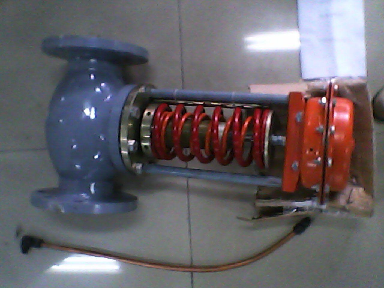 控制阀后zzyp-16k自力式压力调节阀dn50图片