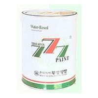 777韩国水性乳胶漆