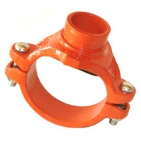 潤江管件-溝槽機械三通