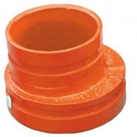 润江管件-沟槽偏心异径管