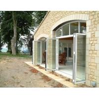 ALAFORM室外懸掛鋁合金折疊門系統