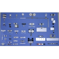 高品质吊轮滑轨系统9KG-8000KG