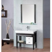 JS-207 实木浴室柜