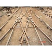 司控道岔、电动道岔、轻轨道岔、重轨道岔的型号及原理林州太行