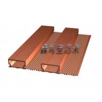 137吸音板装饰板、绿可木生态木、环保木(木塑)防水阻燃板
