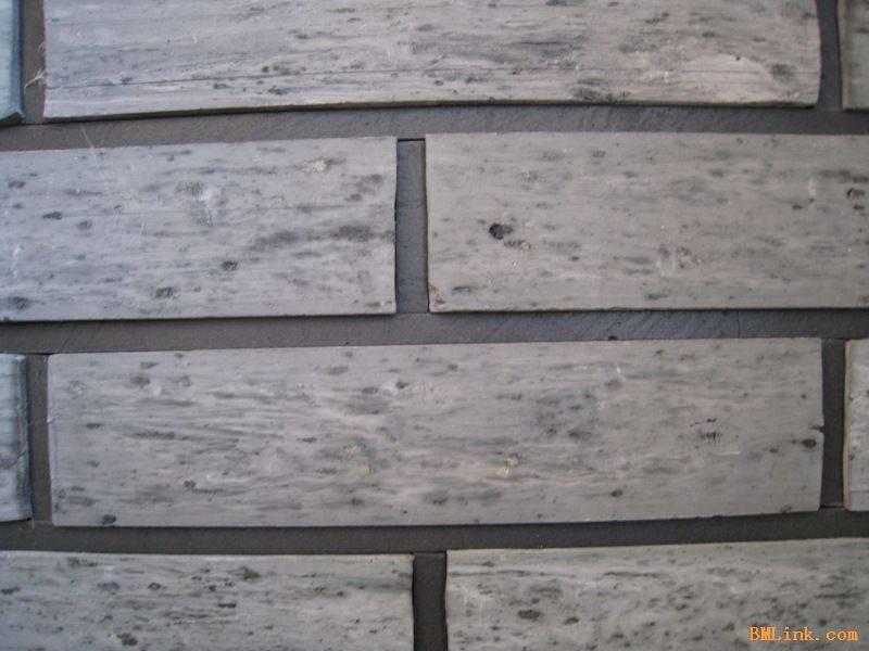 供应仿古青砖 劈开砖 外墙砖 宜兴万源 九正 高清图片