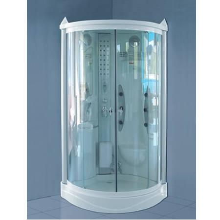 圆弧型低缸整体淋浴房