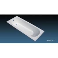 铸铁搪瓷浴缸生产厂家供应各种铸铁浴缸