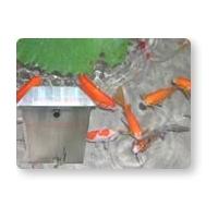 QBS型不銹鋼魚池生化過濾器
