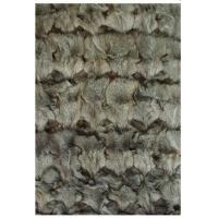 狐狸毛皮地毯 羊毛地毯 牛皮地毯