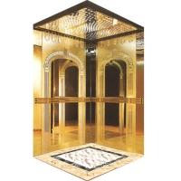 提供电梯镀金装饰板,拱门电梯板,镜面蚀刻电梯板
