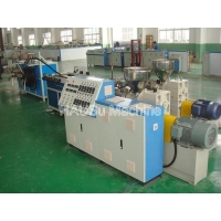 塑料波纹管生产线-PE塑料波纹管设备