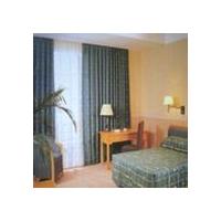 宾馆酒店布艺窗帘