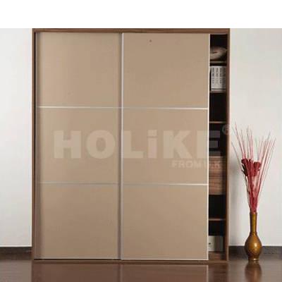 好莱客衣柜-衣柜门-瓦纹板系列