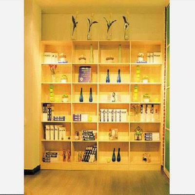 好莱客衣柜-整体书柜-普通书柜
