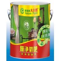 大自然漆醛净墙面漆中国十大品牌