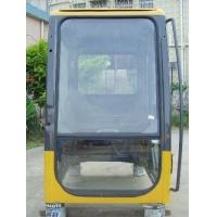 小松PC200-7挖掘机驾驶室