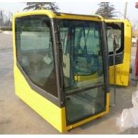 小松PC270-7挖掘机驾驶室