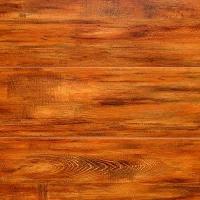 汉堡地板-丝绸面超实木防水静音-罗马古木-5566