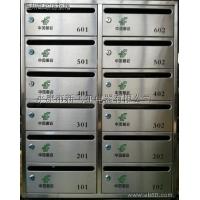 新飞亚不锈钢信报箱XFY-0206