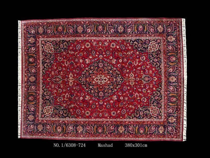编织地毯是波斯人世代相传的传统手工业,长期以来一直是伊朗的第一