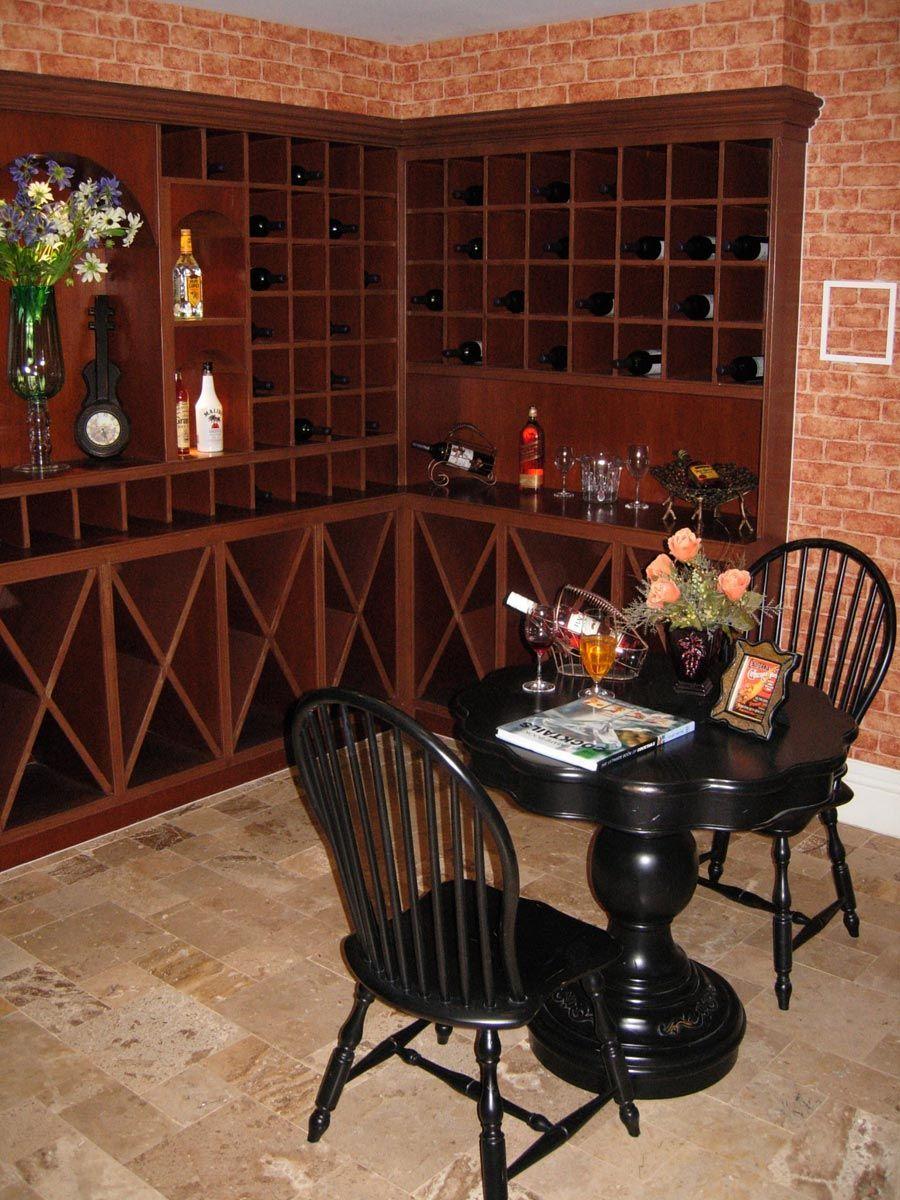 家庭酒架设计效果图; 定制欧式实木酒柜隔断 中式现代餐边柜 饭厅转