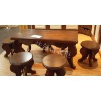 廣州餐廳家具 高檔實木餐桌 多功能歐式方形餐桌椅餐廳家具批發