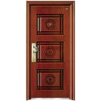 复古仿铜门太阳神(9/7公分)钢质入户门进户门