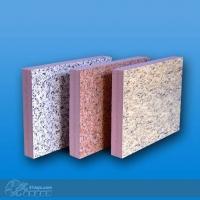 山东石材保温复合板