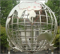 北京不锈钢雕塑景观