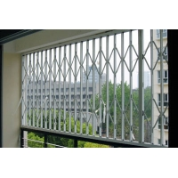 南京防盗窗-可开启式防盗窗21