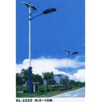 太阳能道路灯|陕西西安索伦太阳能照明
