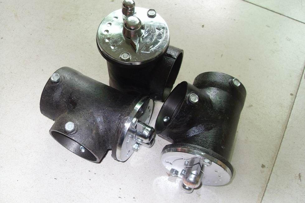 醇基炉炉头|西安洁源生物醇油