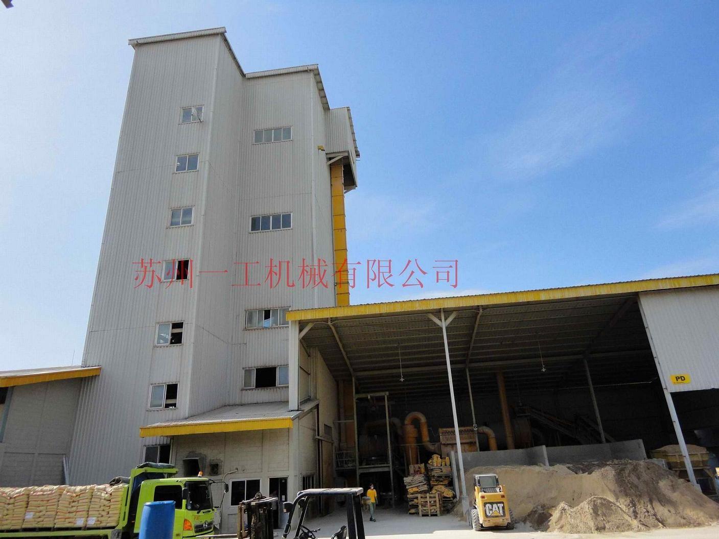 苏州/以下图片是印尼干粉砂浆生产线的实例图片。有意者可登陆到公司...