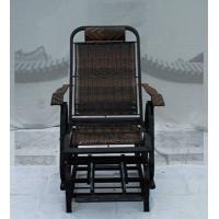 户外休闲藤铁家具-摇椅