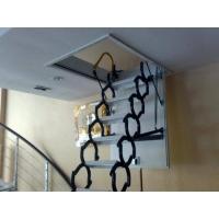 小阁楼楼梯多少钱 阁楼楼梯价格 无锡阁楼伸缩楼梯设计