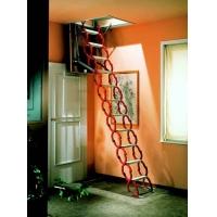 小阁楼楼梯装修效果图 室内阁楼楼梯 南昌伸缩楼梯价格