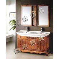 绿洁橡木浴室柜