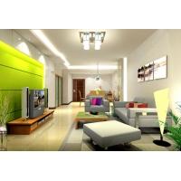 赏析:2011客厅地板装修风格发布