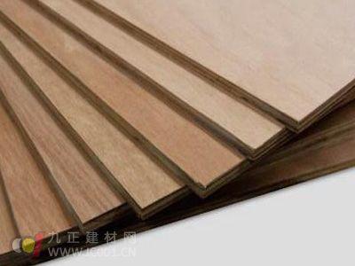 中国胶合板行业迅速发展