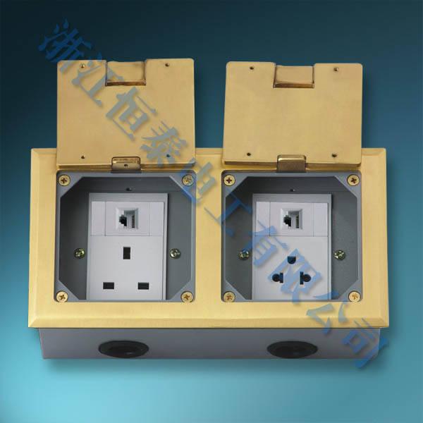 地板插座开启的原理_五孔插座带开关接线图